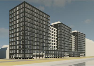 De Nieuwe Admiraliteit te Rotterdam
